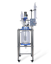 S-20L Jacketed Glass Reactor