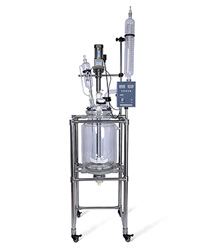 S-30L Jacketed Glass Reactor